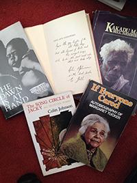 Aboriginal authors