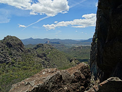 Warrumbungle National Park hike