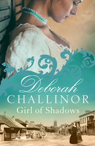 Girl of Shadows front cover