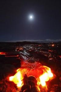 Kilauea by Toshi Sasaki