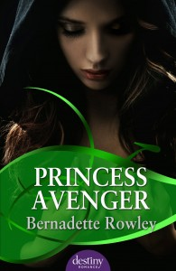 Princess Avenger High Res Cover