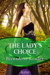 The Lady's Choice Cover- high res